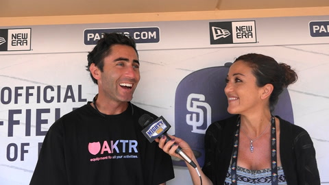 AJ Preller on Wil Myers & how long Padres can go with Mitchell