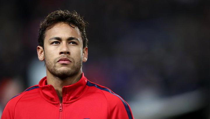 Neymar, pretendido por el Barça