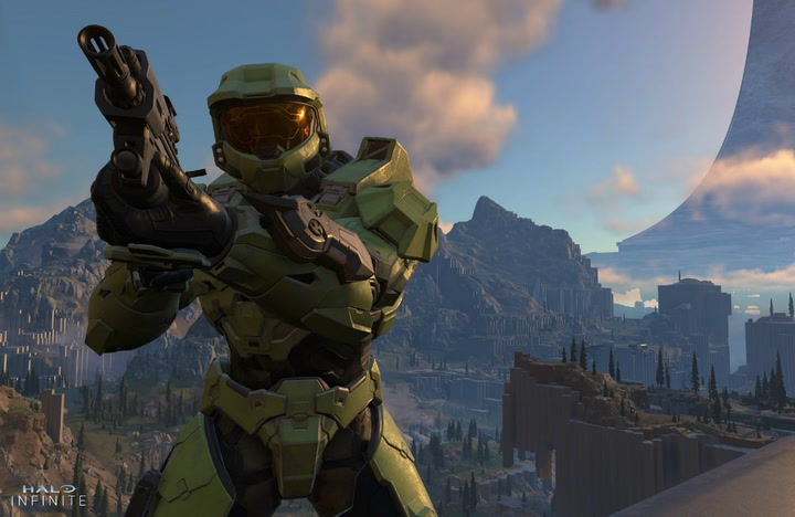 Halo Infinite will launch with no campaign co-op or Forge mode