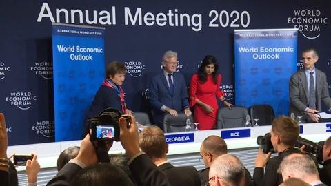 FMI rebaja mejoras de crecimiento global para 2020-21 pero nota mejoras