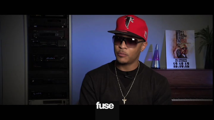 T.I. On Touring His New Album, 'Trouble Man: Heavy is the Head'