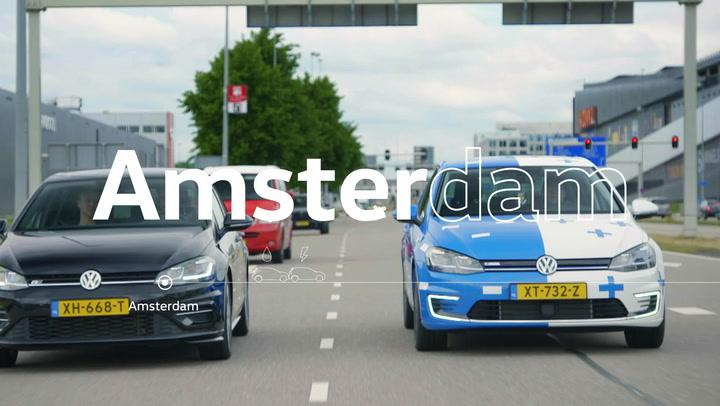 Volkswagen Tegenpolen - Stroom vs benzine