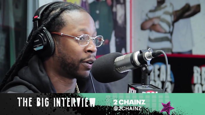 2 Chainz On 'Making It' But Remaining Humble