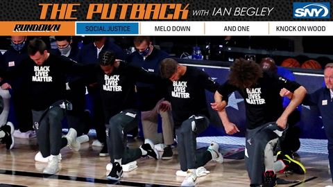 The Putback with Ian Begley: NBA boycott, pursuing Victor Oladipo and more!