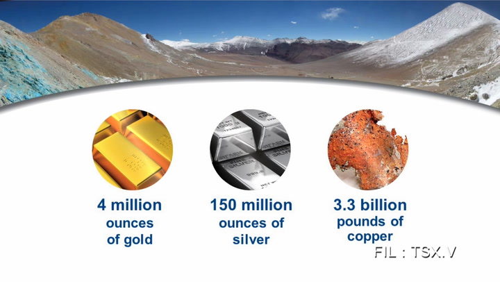 Filo Mining Corp. Expanding Gold, Silver and Copper Resources