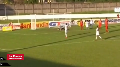 Real Sociedad 0 - 2 Olimpia (Torneo Apertura 2020)