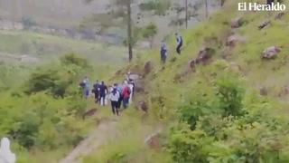 A machetazos matan a un joven en zona montañosa de Ciudad España