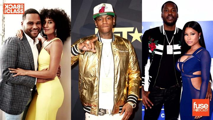 Blackish, Soulja Boy vs. Chris Brown, R.I.P Nicki and Meek: Back of the Class