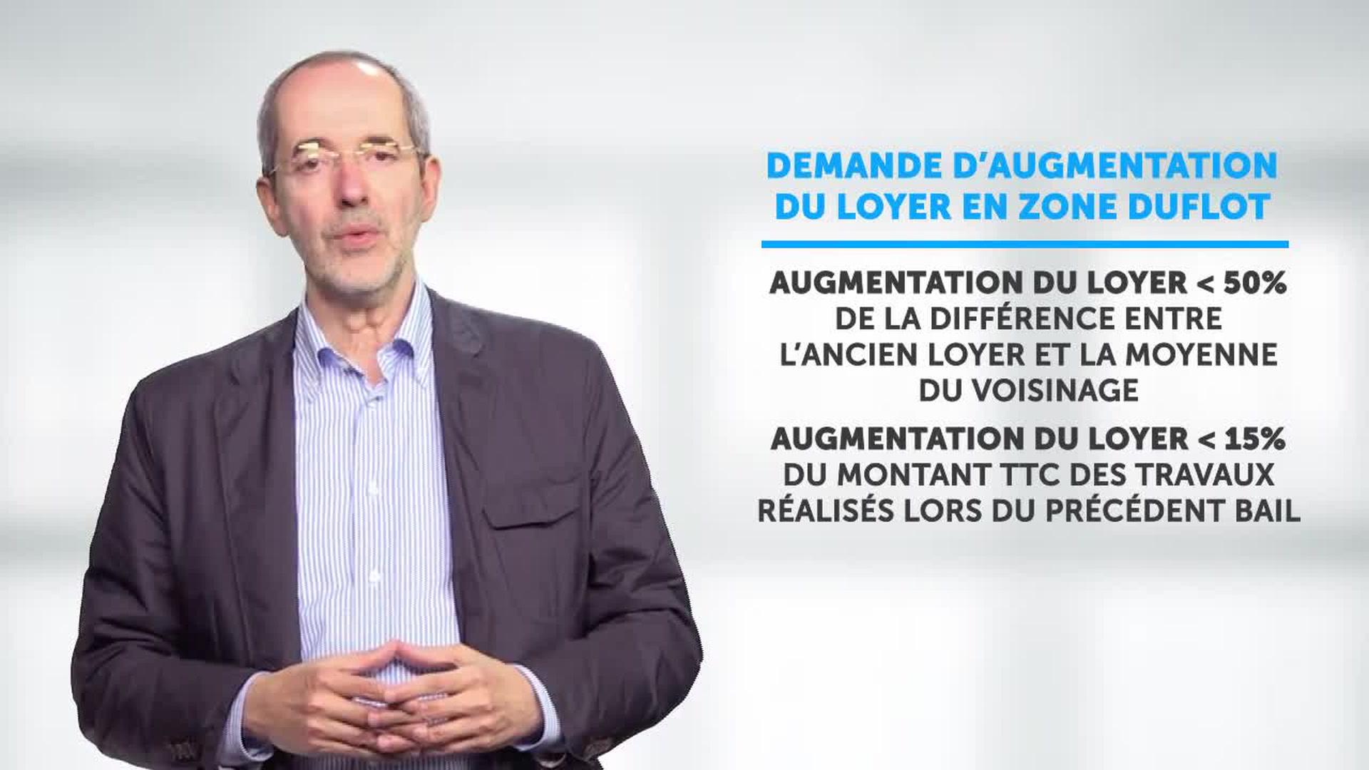 Droit Finances Augmentation Du Loyer