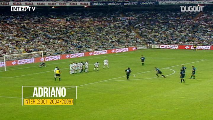 Club Legends: Adriano