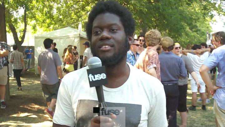 Michael Kwanuka On Reviews and Recording
