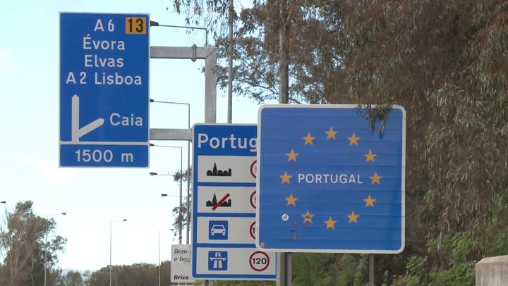 Portugal cierra su frontera con España dos semanas