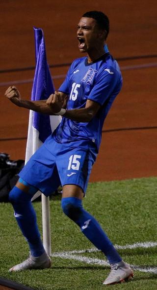 Kervin Arriaga lo confirma tras jugar con Honduras: