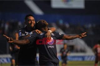 Tremenda goleada de Motagua a Real Sociedad y sigue en la pelea por el liderato del Apertura
