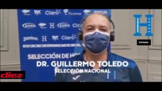 Médico de la Selección Honduras anuncia las delicadas lesiones de Alberth Elis y Edrick Menjívar, son bajas ante México