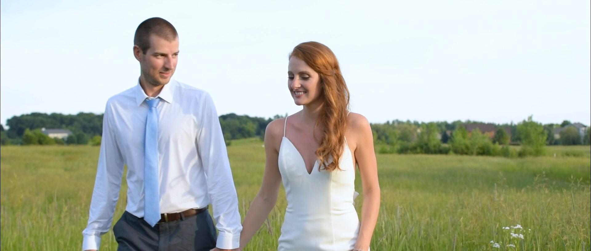 Amber + Graham | Grant, Minnesota | Dellwood Barn