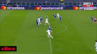 El gol más fácil en la carrera de Cristiano Ronaldo ¡solo tuvo que empujarla bajo el área!