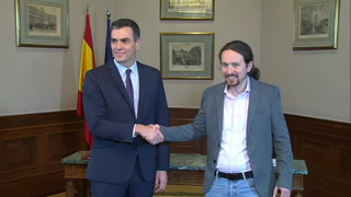 Socialistas e izquierda alcanzan preacuerdo para gobernar España