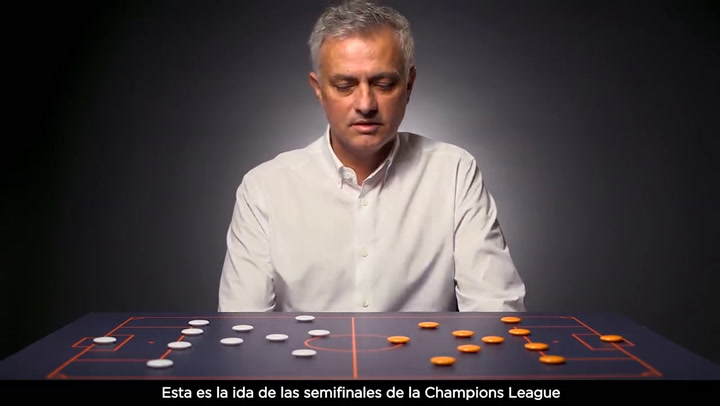 Mou explica cómo venció al Barça en las semis de 2010