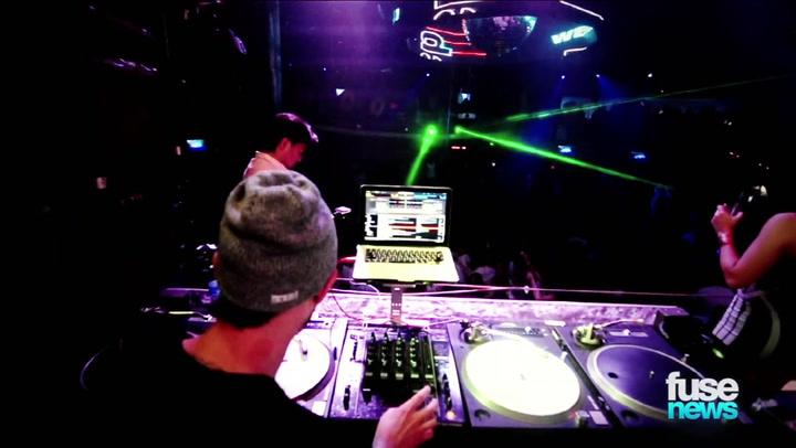 Shows: Fuse News: Teaser: Deaf DJ Tease