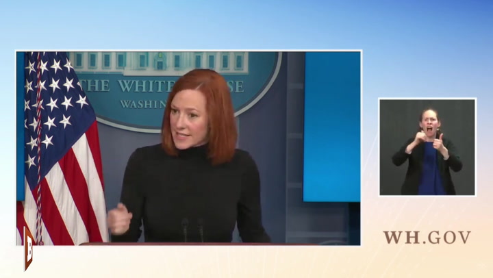 Reporter Asks Psaki Why Biden Formed Commission to Study Court-Packing After Calling It a