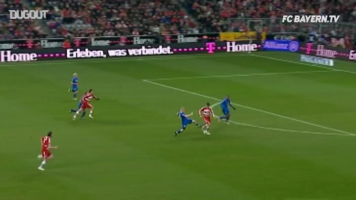Best Forwards: Luca Toni