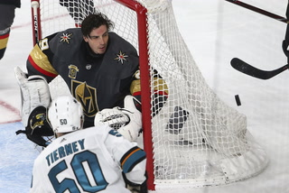 What to watch in the Golden Knights-Sharks series