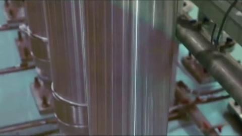 Irán activa nuevas centrifugadoras de enriquecimiento de uranio