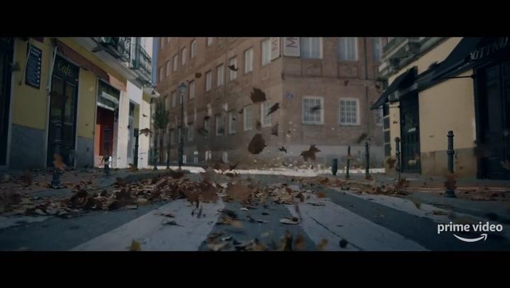 Solo una Leyenda puede despertar a un Mito: La Leyenda de Sergio Ramos, la serie de Prime Video