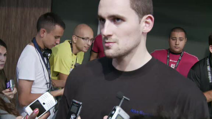 Kevin Love After Angola 9610