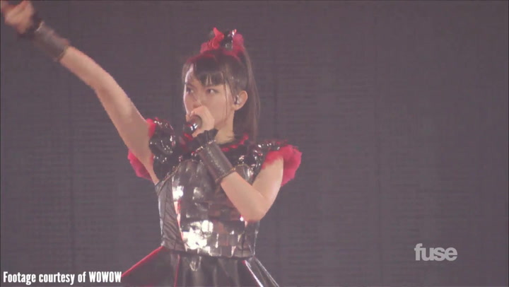Babymetal Plays Gimme Chocolate At Their Biggest Concert Ever