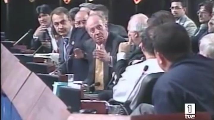 Los momentos mas comentados del Rey Juan Carlos I: El famoso