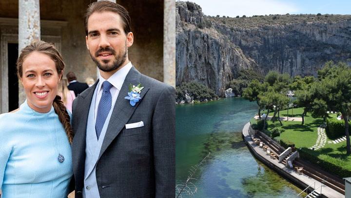 Los escenarios de Atenas donde tendrá lugar la gran boda real de Philippos de Grecia y Nina Flohr