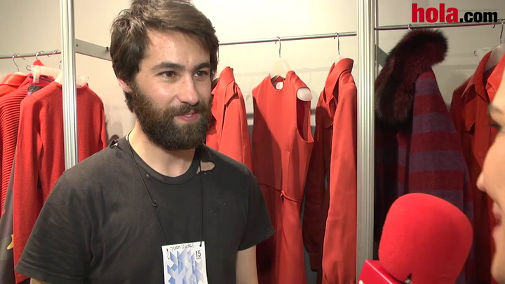 Juan Vidal: 'Creo que hay que arriesgar para poder continuar'