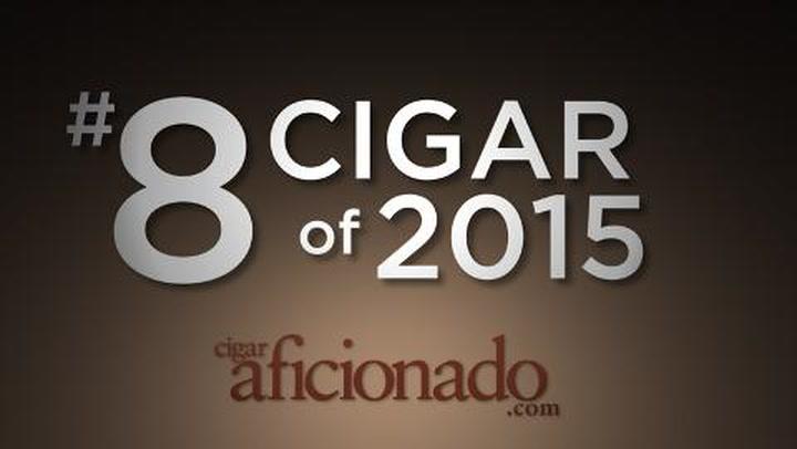 No. 8 Cigar of 2015