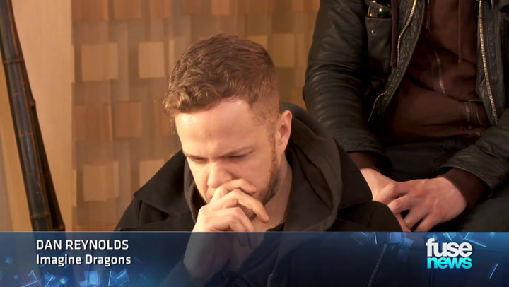 Shows: Fuse News: Imagine Dragons Explain GRAMMYs & 'SNL' Kendrick Lamar Collabos