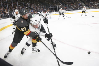 Golden Edge: Golden Knights Drop Preseason Home Opener in OT