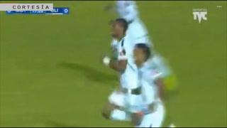 Gol en propia meta y Olimpia se pone a ganar ante Motagua