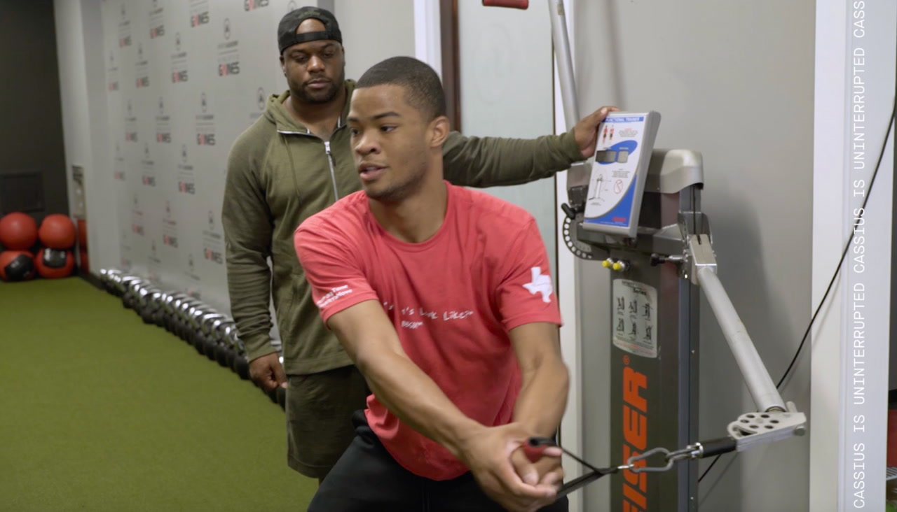 The Grind feat. Cassius Stanley
