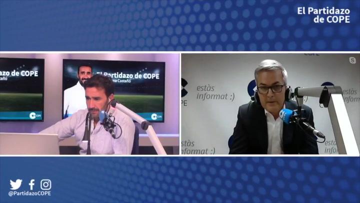 """Víctor Font: """"El fichaje de Griezmann no se tenía que haber hecho"""""""