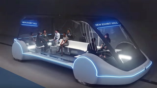 LVCVA recommends construction of underground people mover