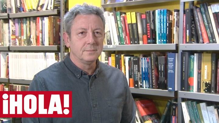 ¿Ha leído doña Letizia su libro? ¿Y don Felipe? Alonso Guerrero, exmarido de la Reina, responde
