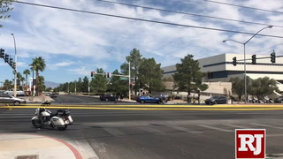 Las Vegas police investigate fatal crash – VIDEO