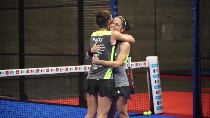 Sorpresa en los cuartos femeninos del Vuelve a Madrid Open 2020