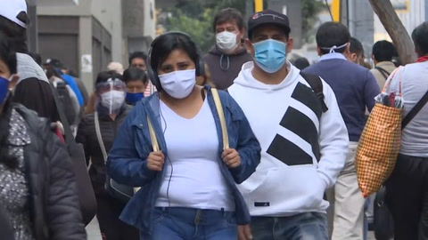 Perú supera los 10,000 muertos por coronavirus