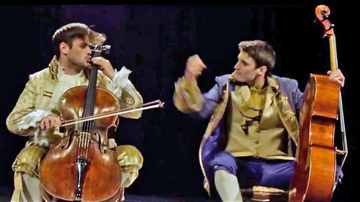 Hør den ville cello-versjonen av rockeklassikeren