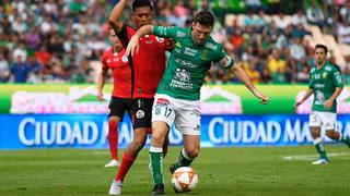 ¡Agónico! Lobos Buap derrota a León con único gol a pase de Félix Crisanto