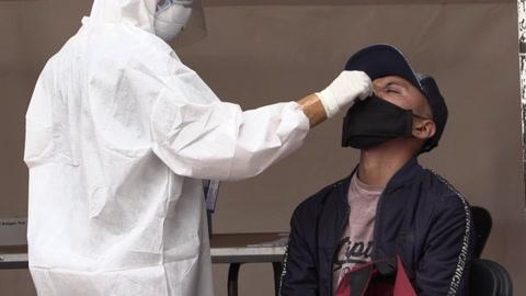 América Latina enfrenta récords de contagios de covid-19