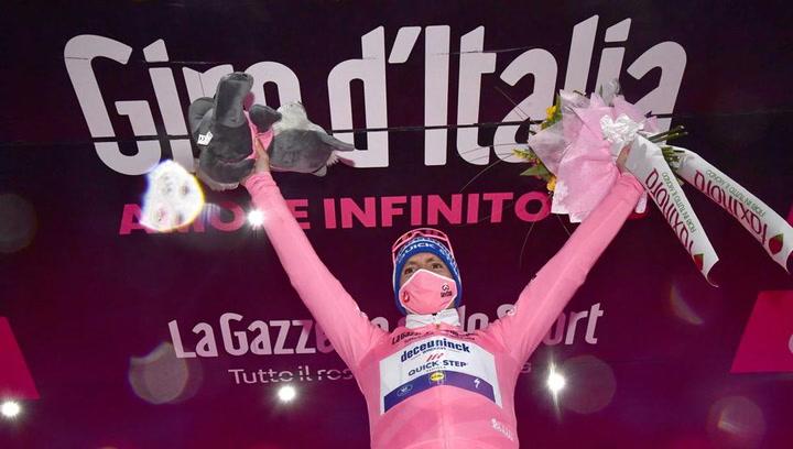 Resumen de la 13ª etapa del Giro de Italia