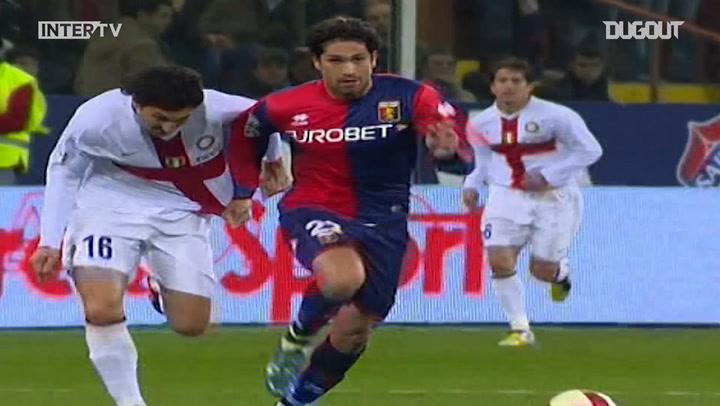 Best Defenders: Nicolas Burdisso